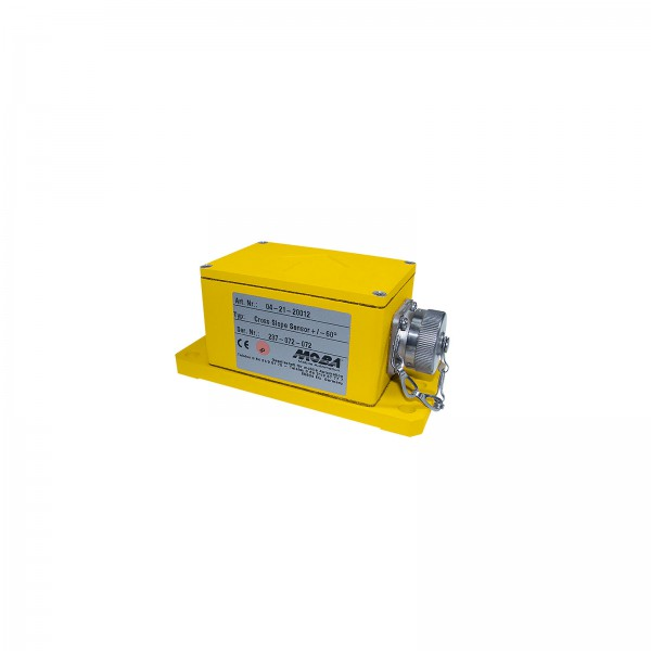 Cross slope sensor (CAN) +/- 60°