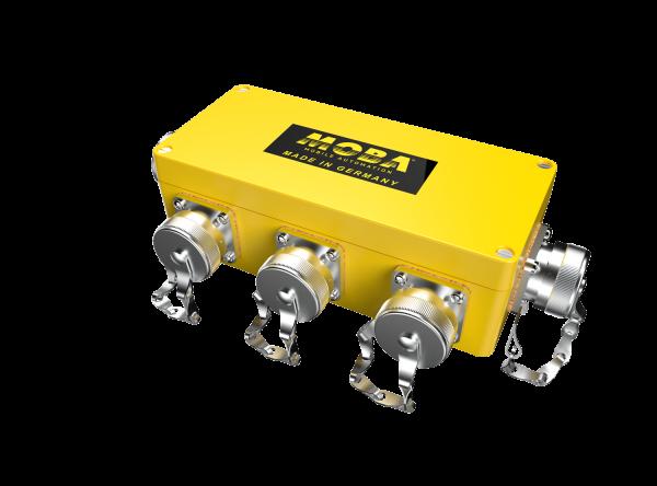Big Sonic-Ski Junction Box up to 3 Sensors