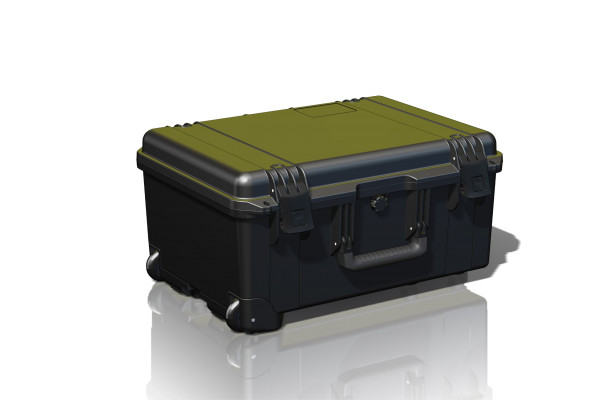 Pave-IR Carry Case for the Scanner - Black